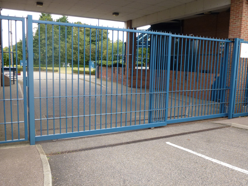 Telescopic Gates