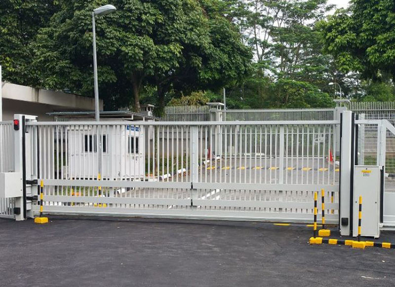 Eagle PAS68 security gates