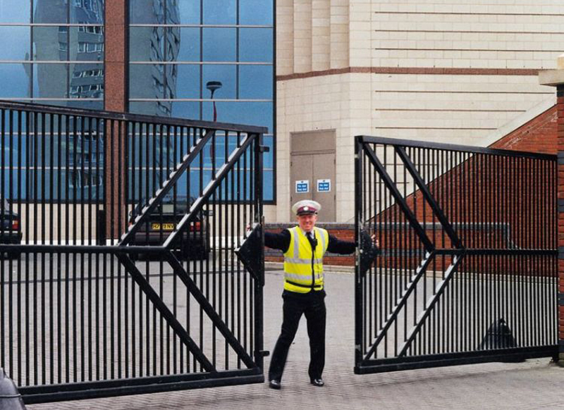 Protecting your business with Eagle high security gates